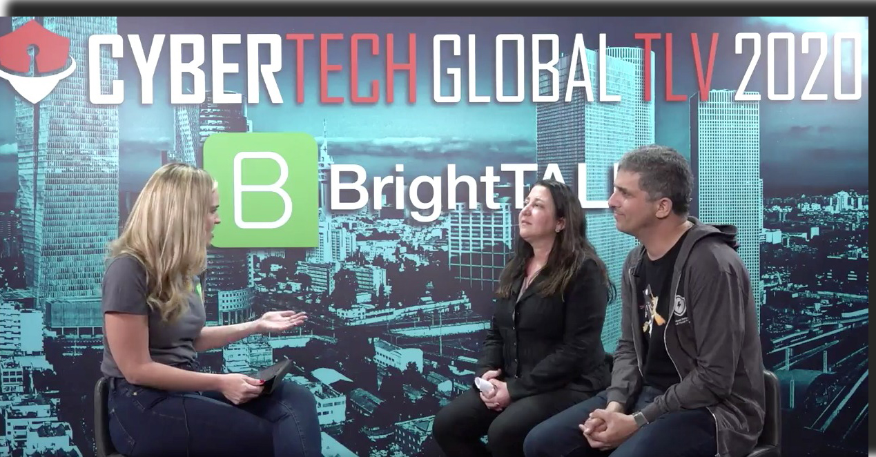 CyberTech TLV Morphisec and Microsoft interview-1