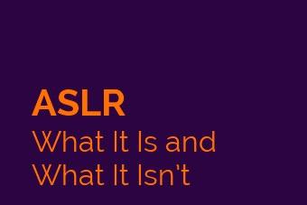 ASLR FACTSHEET